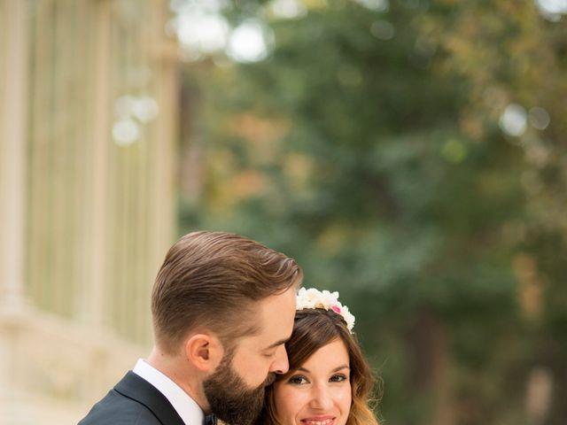 La boda de Carlos y Belén en Madrid, Madrid 44
