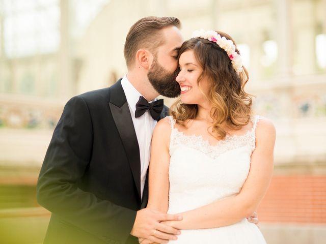 La boda de Carlos y Belén en Madrid, Madrid 2