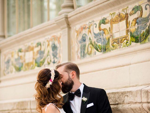 La boda de Carlos y Belén en Madrid, Madrid 47