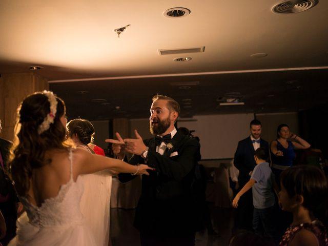 La boda de Carlos y Belén en Madrid, Madrid 67