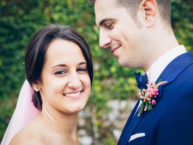 La boda de María y Mateo