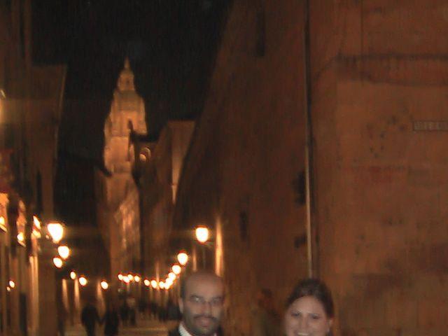 La boda de Ángel y Liliana  en Salamanca, Salamanca 4