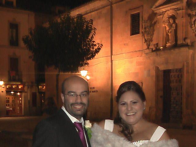 La boda de Ángel y Liliana  en Salamanca, Salamanca 6