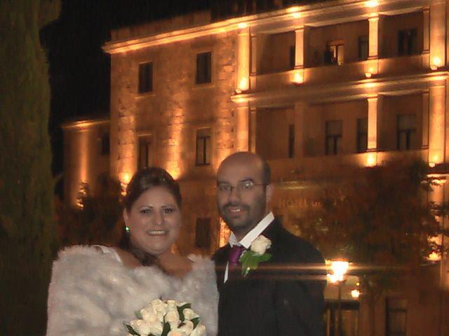 La boda de Ángel y Liliana  en Salamanca, Salamanca 1