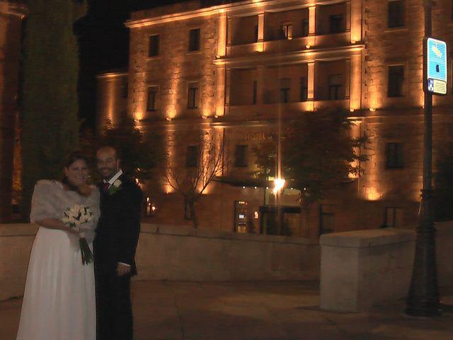 La boda de Ángel y Liliana  en Salamanca, Salamanca 2