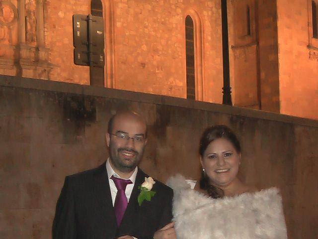 La boda de Ángel y Liliana  en Salamanca, Salamanca 7
