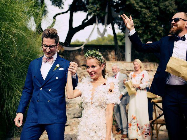 La boda de Johanna y Christian