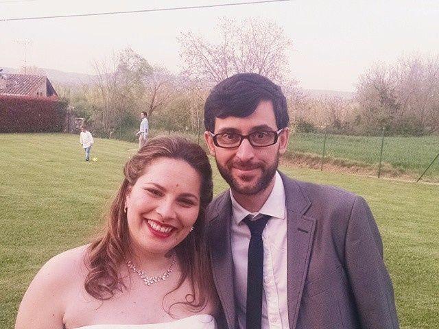 La boda de Santi y Crisoula en Banyoles, Girona 6