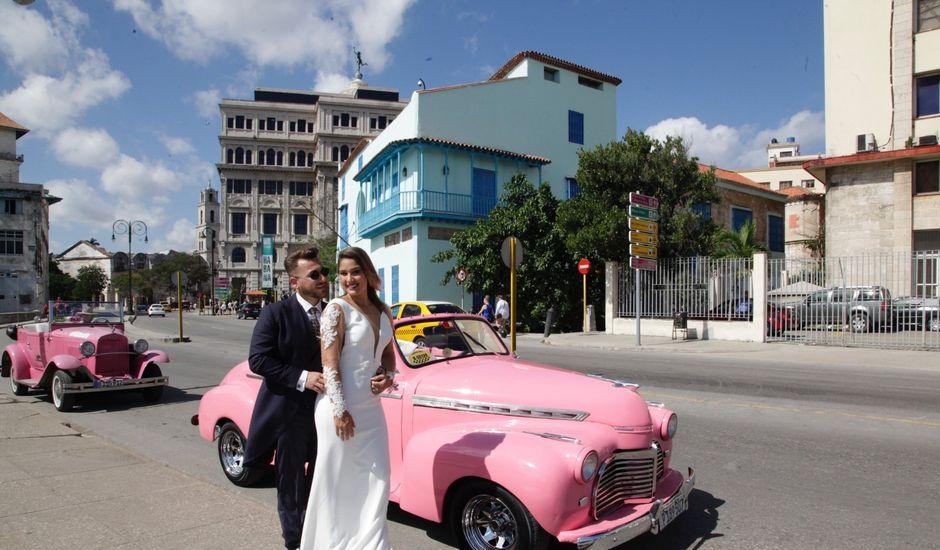 La boda de antonio y sara  en Fuente Palmera, Córdoba