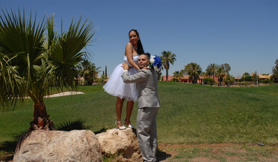 La boda de Alexander y Mashiel en Cuevas De Almanzora, Almería