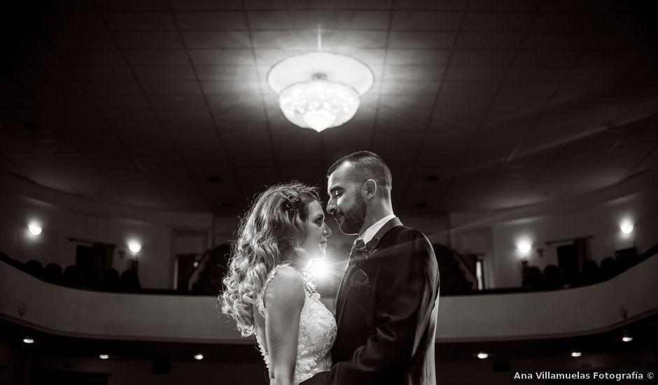 La boda de Carlos y Marisol en Mora, Toledo
