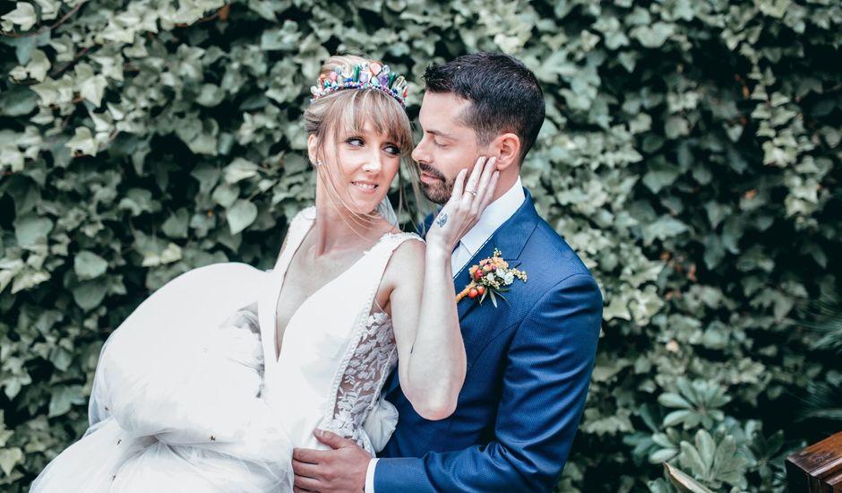 La boda de David y Estefanía  en Bailen, Jaén