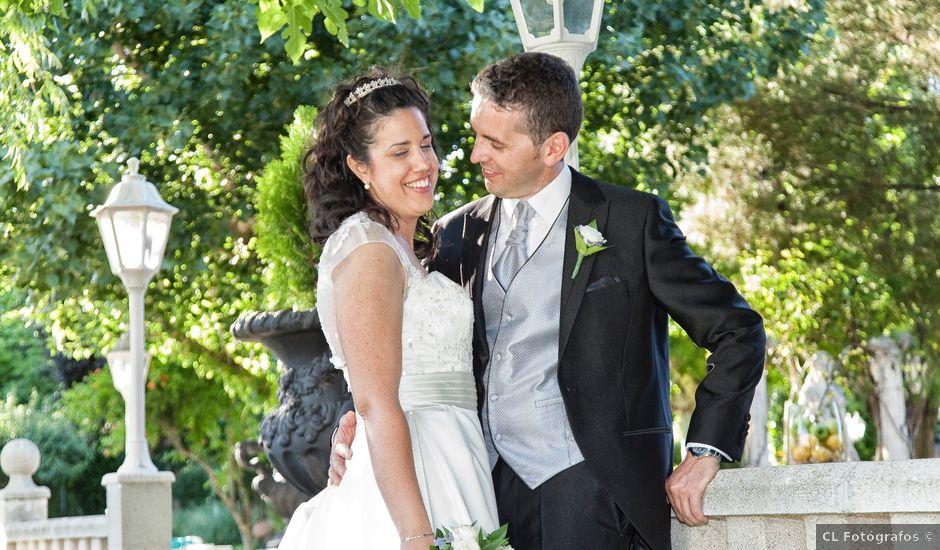 La boda de Abel y Cristina en Illescas, Toledo