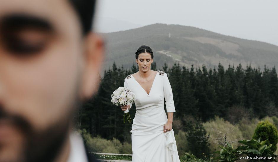 La boda de Iñigo y Begoña en Larrabetzu, Vizcaya