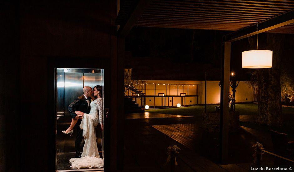 La boda de Juanjo y Sonia en Sant Fost De Campsentelles, Barcelona
