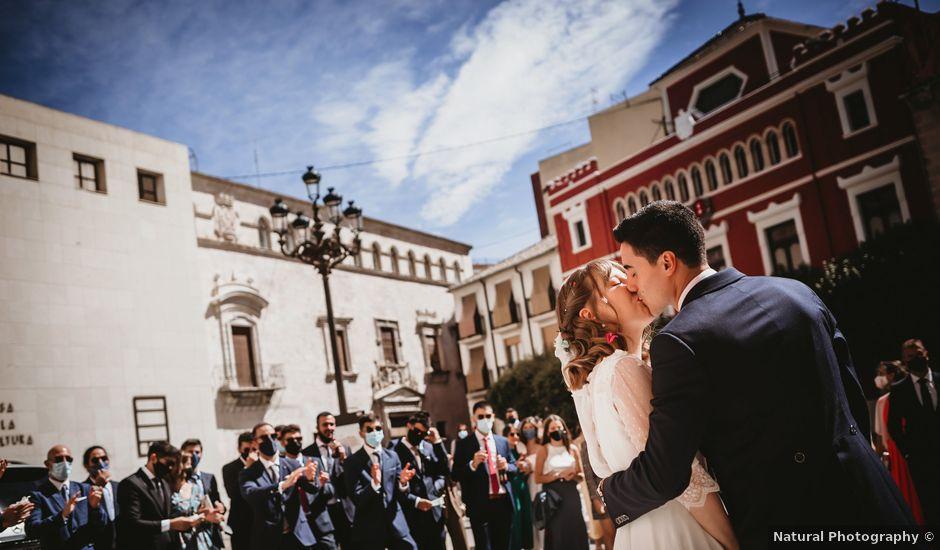 La boda de Natalia y Pablo en Alacant/alicante, Alicante