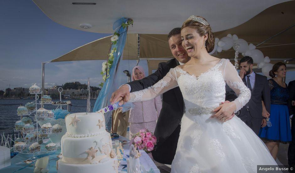 La boda de Halim y Sole en Cartagena, Murcia