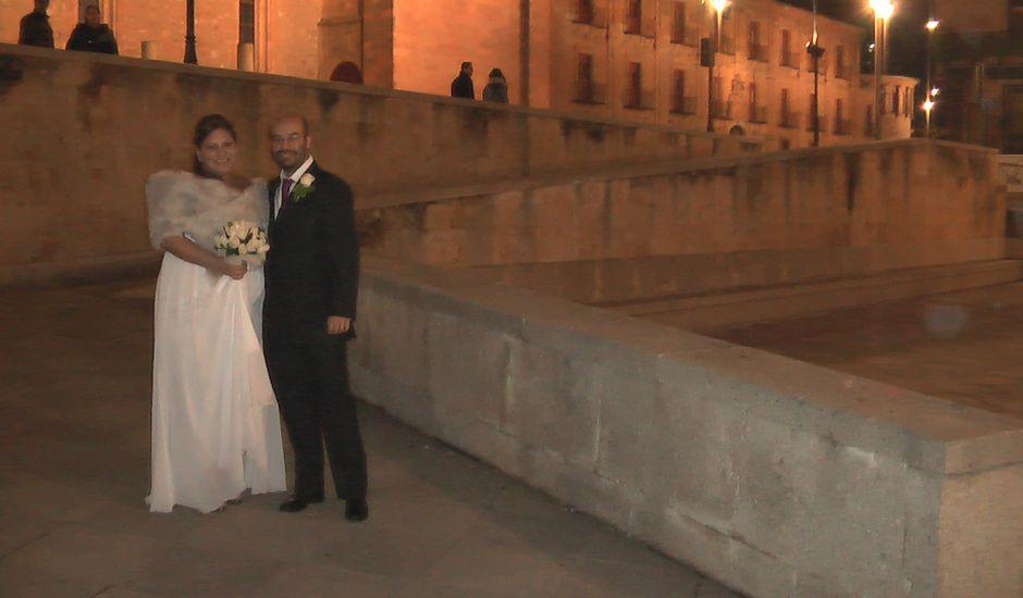 La boda de Ángel y Liliana  en Salamanca, Salamanca