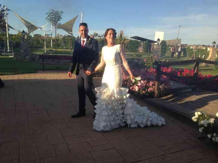 La boda de Paloma  y Ramón