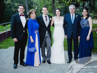 La boda de Stephanie y Juan 1