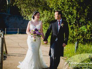La boda de Stephanie y Juan