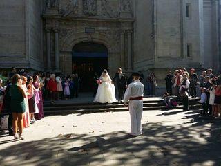 La boda de Elisabet  y Paul
