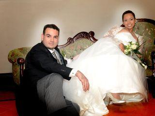La boda de Arely y Olvin 2