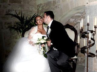 La boda de Arely y Olvin 1