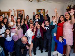 La boda de Inés y Fernando 2