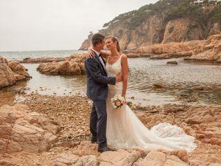 La boda de Sophie y Kenneth