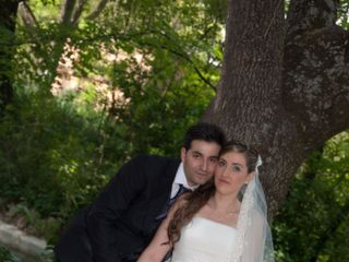 La boda de Silvia y Carlos 1