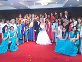 La boda de Claudia y Jefri 1