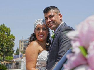 La boda de Ruben  y Alesandra