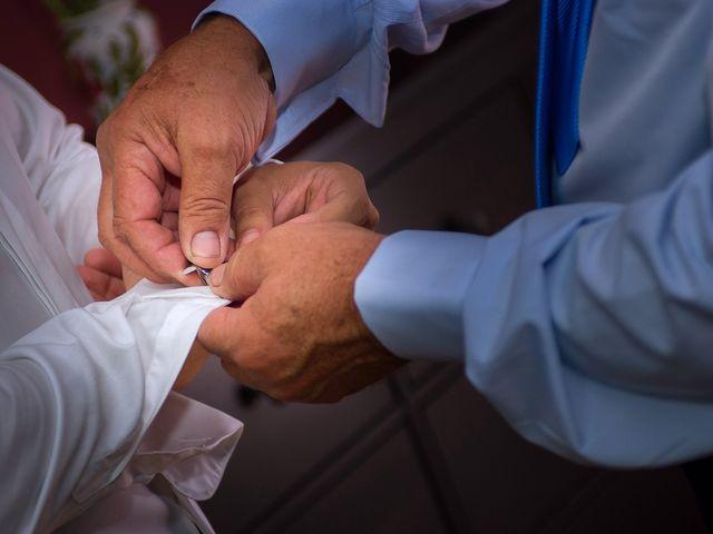 La boda de ALEX y SILVIA en Burriana, Castellón 2