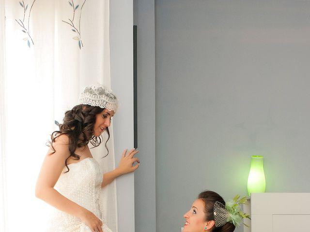 La boda de ALEX y SILVIA en Burriana, Castellón 9