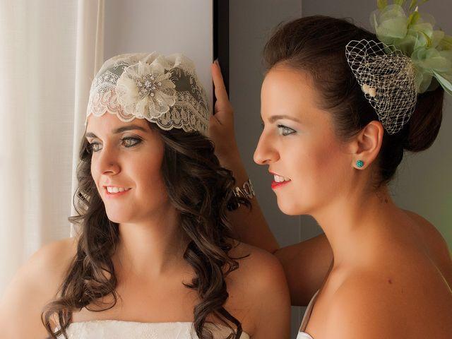 La boda de ALEX y SILVIA en Burriana, Castellón 11
