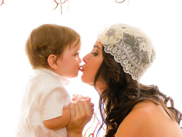 La boda de ALEX y SILVIA en Burriana, Castellón 1