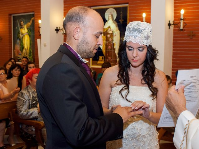 La boda de ALEX y SILVIA en Burriana, Castellón 14