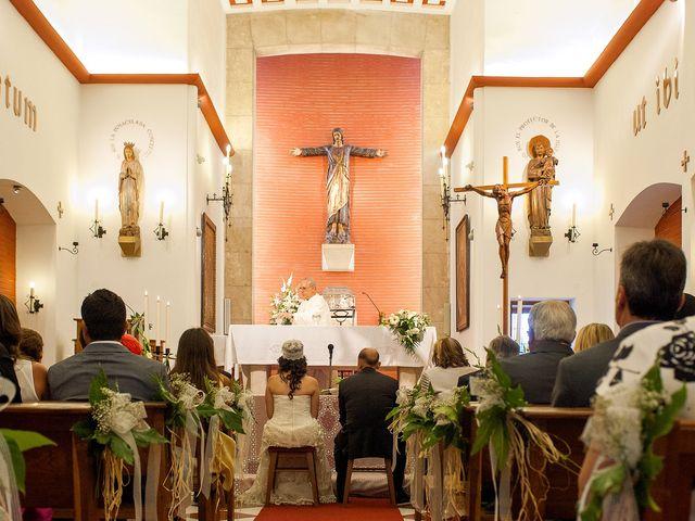La boda de ALEX y SILVIA en Burriana, Castellón 16