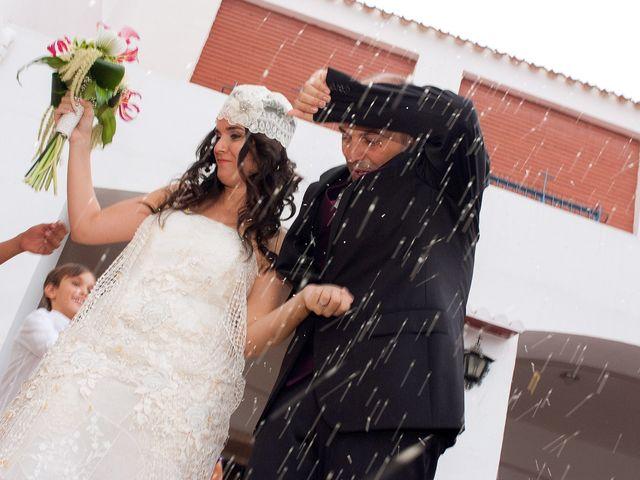 La boda de ALEX y SILVIA en Burriana, Castellón 18