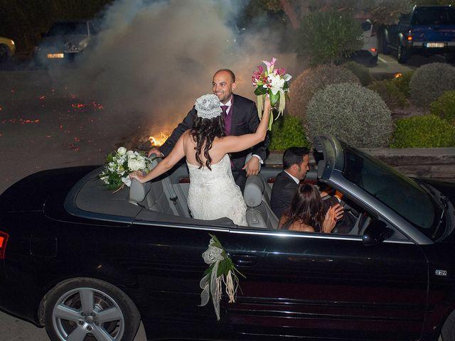 La boda de ALEX y SILVIA en Burriana, Castellón 19