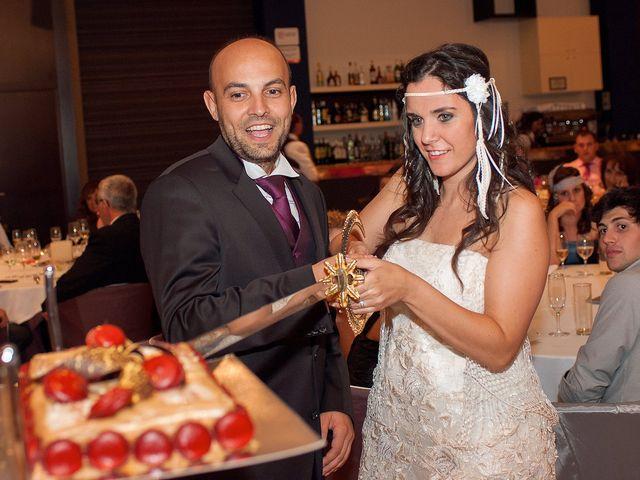 La boda de ALEX y SILVIA en Burriana, Castellón 25