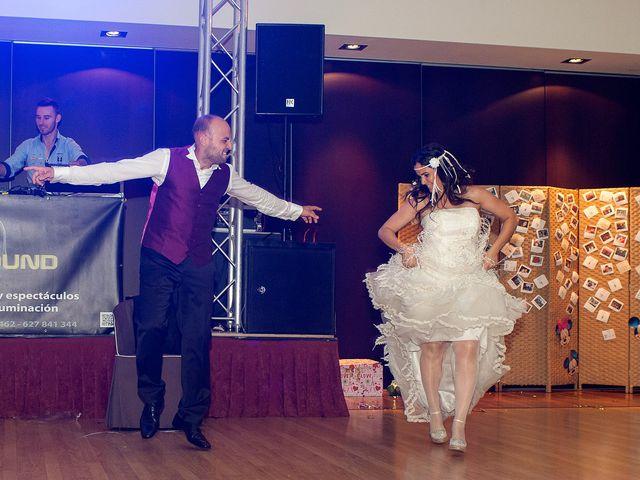 La boda de ALEX y SILVIA en Burriana, Castellón 27