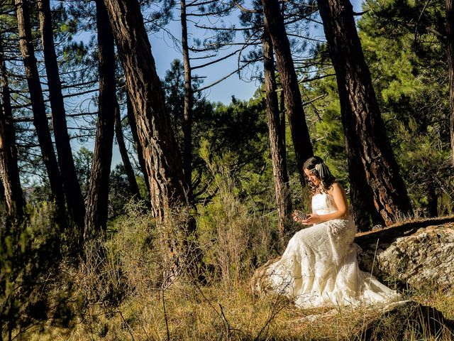 La boda de ALEX y SILVIA en Burriana, Castellón 34