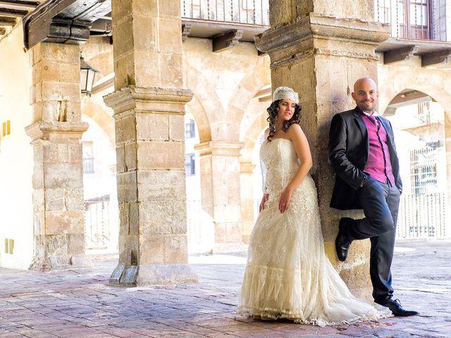 La boda de ALEX y SILVIA en Burriana, Castellón 43