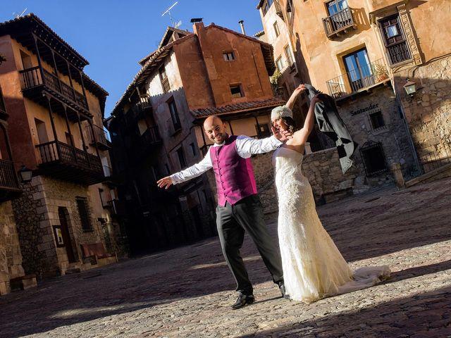 La boda de ALEX y SILVIA en Burriana, Castellón 45