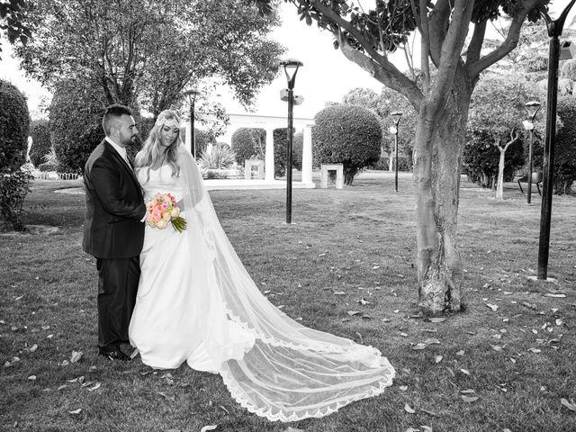 La boda de Sergio y Rocio en Madrid, Madrid 2