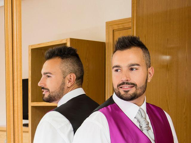 La boda de Sergio y Rocio en Madrid, Madrid 5