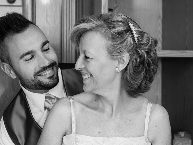 La boda de Sergio y Rocio en Madrid, Madrid 6