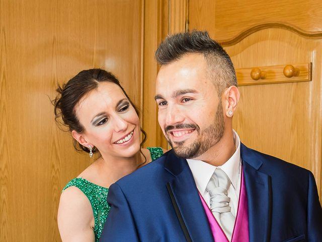 La boda de Sergio y Rocio en Madrid, Madrid 13